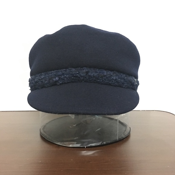 614d81f26a6 CHANEL Accessories - Chanel Wool Sailor Cap Authentic